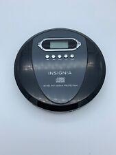 Insignia - Portable CD Player - Anti-Shock -  Very Good - NS-P4112