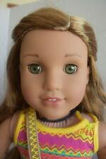 """18"""" AMERICAN GIRL DOLL 2016 GIRL OF THE YEAR LEAH!"""
