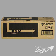 New Genuine Kyocera Mita TK-1142 Black Toner OEM FS-1135MFP TK1142 1T02ML0US0