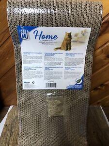 Catit Cat Scratcher with Catnip, Urban Cat Bench, 52416 New