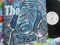 The The ‎– Shades Of Blue Epic Records 655796 8 UK  Vinyl 12inch  Maxi-Single