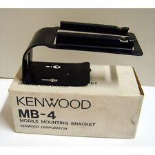 MB-4 SOPORTE WALKIE COCHE NUEVO ORIGINAL KENWOOD MB4