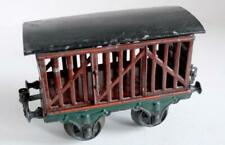 More details for marklin (gauge 1) cattle truck  (brown / green) unboxed