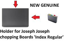 Graphite Joseph Joseph Index Regular HOLDER CASE for chopping boards New Genuine