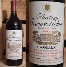 1983er Chateau Prieure Lichine - Margaux - Magnum - Top !!!!!
