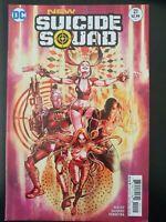 NEW SUICIDE SQUAD #21 (2016 DC Comics) ~ VF/NM Comic Book