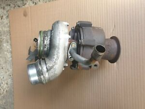 2012 BMW 3 SERIES F30 2.0D  TURBO CHARGER N47A