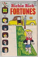 Richie Rich Fortunes #1 Harvey Giant Comics 1971