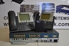 Cisco Voice ICOMM V8.0 640-461 CCNA Exam Home Lab Kit Based on CBT