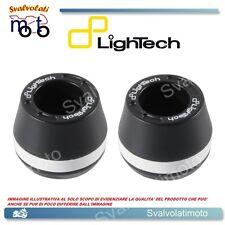 LIGHTECH STEAP101 TAMPONI PROTEZIONE TELAIO  APRILIA SHIVER 750 DA 2007 AL  2013