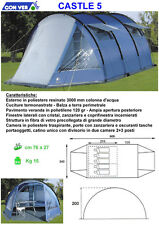 Tenda igloo Conver CASTLE 5 POSTI