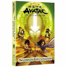 Avatar: The Last Airbender - The Complete Book Two Collection DVD, André Sogliuz
