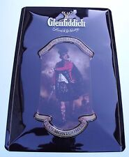 GLENFIDDICH- BLECHSCHILD SCHOTTE, SCOTCH WHISKY  NEU!!