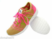 adidas Womens Sports Gym Running Shoes Lace Up Ladies Performance Trainers New