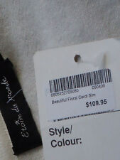 DesignerSoftRose9%AngoraMixStretchHookFrontCardi SizeS/m(1) rrp$109.95
