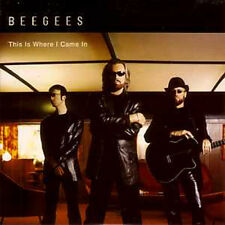 ☆ CD SINGLE BEE GEES This is where CARD SLEEVE 2-TRACK☆