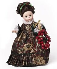 "2014 Madame Alexander Doll Colonial Christmas 68465 8"""
