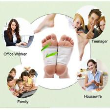 10Pcs Patches Herbal Cleansing Patch Multifunctional Detox Foot Pads Medicine