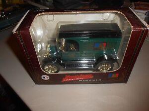 1994 MLB 125th Anniversary Ertl 1917 Model T Van Die-Cast Metal Bank in box!