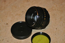 Helios 44-2. 58mm F/2.0 М/42 For Pentax ZENIT. Nikon.Canon..№ 79240234.