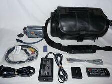 Sony DCR-IP55 MicroMv Micro Mv Camcorder Camera VCR Player Video Transfer