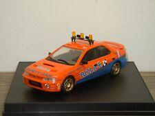 Subaru Impreza Rizzla Safety Car / Pace Car TT Assen - Trofeu 1:43 in Box *38837
