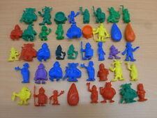 42 pieces Asterix bubble gum figure 70's