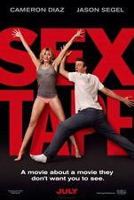 SEX TAPE - 2014 - orig D/S 27x40 Adv movie poster - CAMERON DIAZ, JASON SEGEL