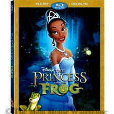 Disney Southern US Fairy Tale The Princess and The Frog Blu-ray and Digital Copy