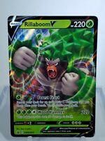 RILLABOOM V swsh014 Promo Pokemon Holo Foil Rare Card