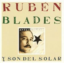 Rubén Blades, Ruben Blades - Antecedente [New CD] Manufactured On Demand
