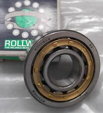 Rollway NU305.EM Single Row Roller Bearing with Brass Cage 25mm x 62mm x 17mm