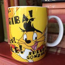 More details for warner bros looney tunes speedy gonzales mug arriba arriba andale andale pop art