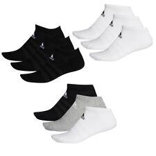 3 Paar adidas Performance No Show Sneaker Socken Gr. 35 - 54 Unisex Kurzsocke
