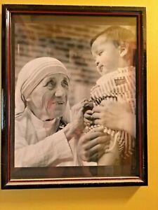 MOTHER TERESA - **Original ** PHOTOGRAPH