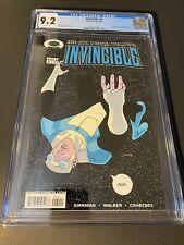 Invincible 5 CGC 9.2 First Allen The Alien Image Comics Kirkman