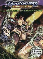 Transformers: Energon - The Return of Megatron KIDS DVD BUY 2 GET 1 FREE