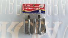 """Old School Bmx Ratrap Pedals NOS 9/16"""""""