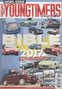 YOUNGTIMERS HS 2017 HS13 LA BIBLE 2017 VENTURI 260 LM MERCEDES 190 E 2.5-16