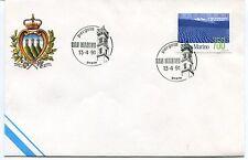 1991-04-13 San Marino Pergola ANNULLO SPECIALE Cover