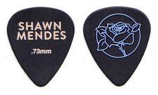 Shawn Mendes Signature Rose Black Guitar Pick - 2019 Shawn Mendes: The Tour