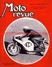MOTO REVUE 1764 Mike HAILWOOD HONDA Jean Pierre BELTOISE Trial Saint-Cucufa 1965