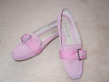 TCM Damen Ballerina, Wildleder, Gr. 38 rosa