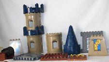 Lego Duplo 4864 - Grosse Ritterburg, wie abgebildet!
