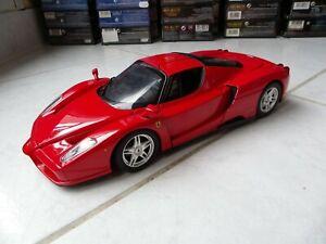 Ferrari Enzo Red 1/18 Hotwheels Mattel Miniature