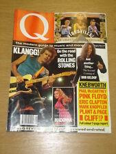 Q MUSIC MAG 47 AUG 1990 ROLLING STONES GLASTONBURY
