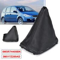 Funda Cubierta Pomo Palanca de Cambios For Ford Focus C-Max 03-10 MK2 Titanium