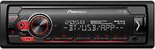 Pioneer MVH-S410BT 1 DIN Car Stereo AUX MP3 USB Input Music Sound Bluetooth