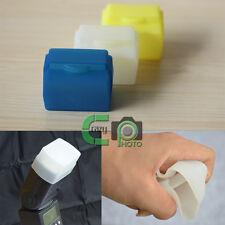 A2 Universal Silicon Flexible Flash Bounce Diffuser Set for Sony/Canon/Nikon
