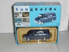 Vanguards Ford Diecast Emergency Vehicles
